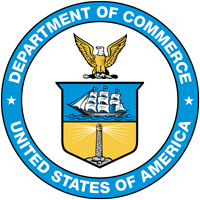 U.S. Department of Commerce Logo