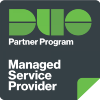 Duo Security Managed Service Provider Logo